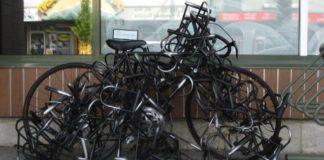 bicicleta roubada roubo