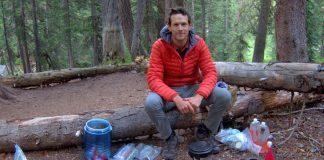 Guia básico de alimentos para acampar e fazer trilhas