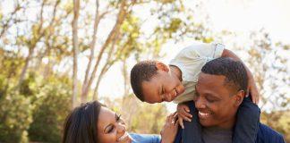 tempo em família
