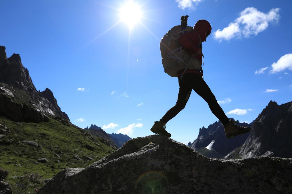 exercícios para trekking