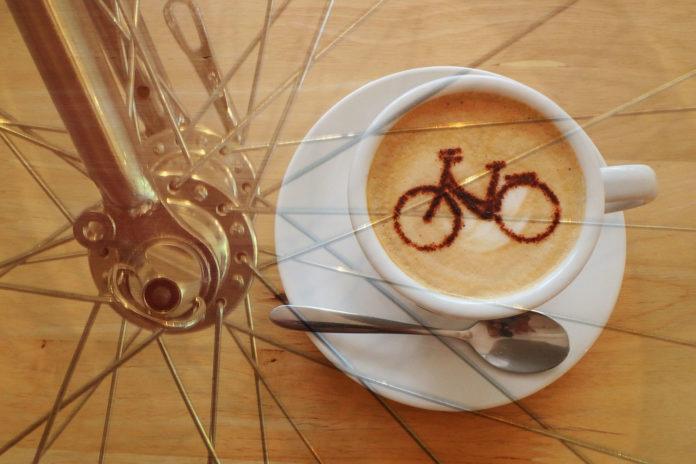 cafeína treino