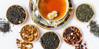 drinks com chá