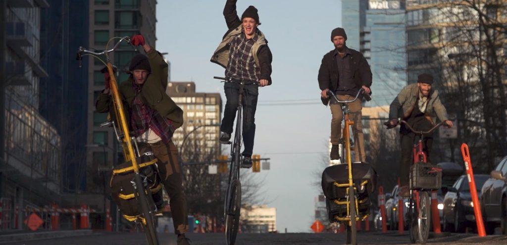 bicicleta irmãos zenga