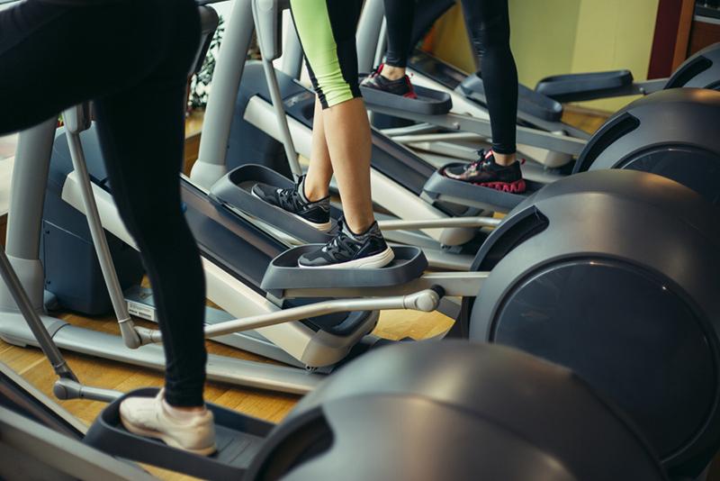 exercícios aeróbicos de baixo impacto