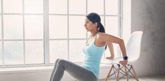 Exercícios com cadeira para o corpo todo