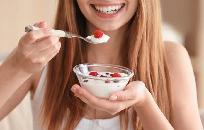 Iogurte na dieta