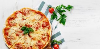 Comer pizza na dieta