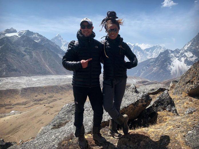 Expedição Everest Aretha Duarte e Carlos Santalena