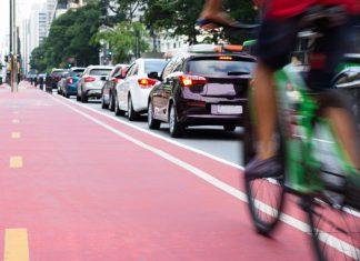 código de trânsito ciclovia ciclistas