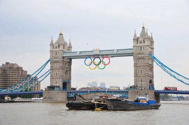 olimpíadas de londres em 2012