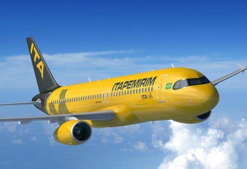 Nova low cost brasileira, ITA tem passagens aéreas a partir de R$170