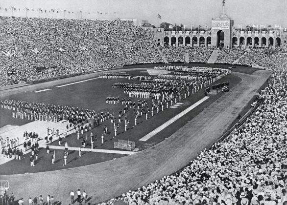 olimpíadas de los angeles em 1932