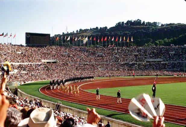 olimpíadas de roma em 1960