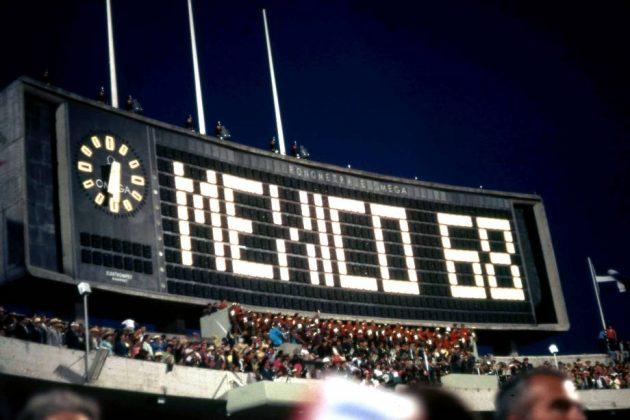 olimpíadas do méxico em 1968