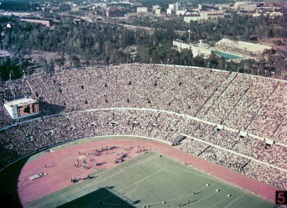olimpíadas de helsinque em 1952