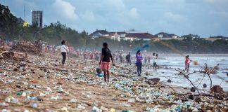 Poluição Plásticos