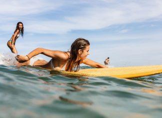 Surfe iniciantes