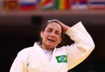 Após três punições, Maria Portela é derrotada no Judô