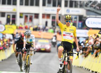 Tadej Pogacar vence 18ª etapa do Tour de France e segue líder