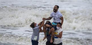 Italo Ferreira garante a primeira medalha de outo para o Brasil nos Jogos Olímpicos