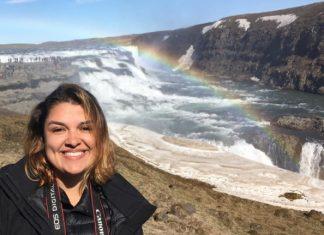 Barbara Mendes passou um mês explorando a Islândia em uma mini van
