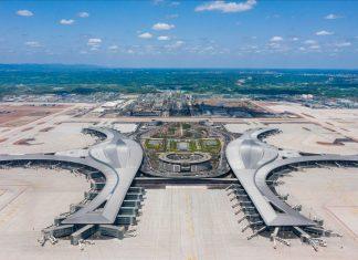 China inaugura mega-aeroporto em Chengdu