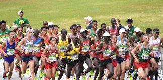 Maratona foi transferida para cidade ao norte de Tóquio por conta de calor excessivo no Japão