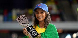Rayssa Leal será a mais jovem atleta brasileira em uma edição dos Jogos Olímpicos