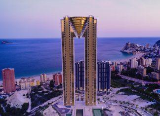 Prédio residencial mais alto da UE