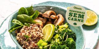verduras proteicas