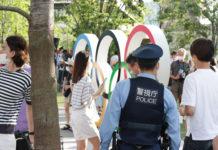 Olimpíada registra surto de covid entre policiais que fazem segurança de atletas