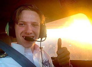 Adolescente de 18 anos torna-se o piloto mais novo a dar volta ao mundo