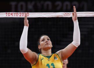 Tandara é barrada no antidoping e está fora das Olimpíadas