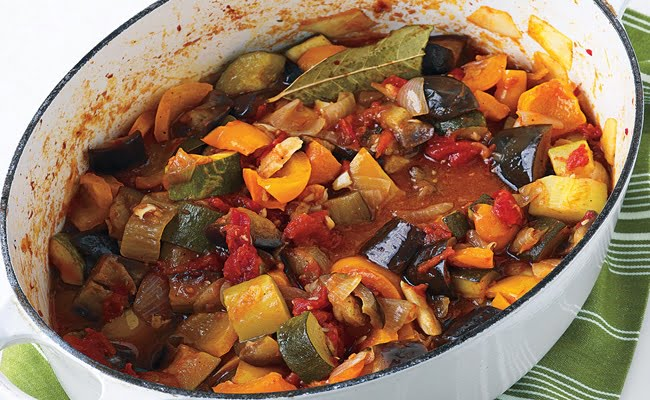 ratatouille receita legumes