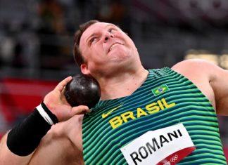 Darlan Romani viraliza com imagens de treino em condições precárias