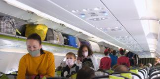 Passageiro é preso dois dias seguidos por se recusar a usar máscara em voo