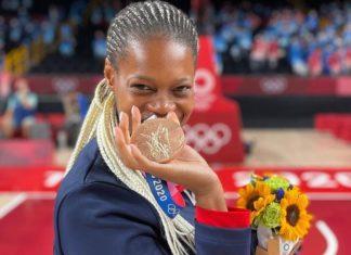 Francesa revela que disputou Olimpíada de Tóquio grávida