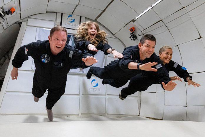 Turismo espacial: SpaceX enviará tripulação civil ao espaço nesta quarta