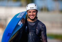 Pepê Gonçalves disputará Copa do Mundo da Canoagem 2022