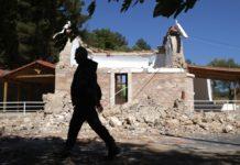 Terremoto atinge maior ilha de Creta, na Grécia