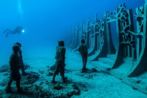 Museus subaquáticos