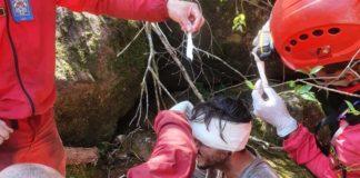 Homem é resgatado após 6 dias desaparecido no Pico do Paraná