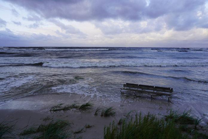 Aumento do nível do mar pode causar 'eventos extremos'