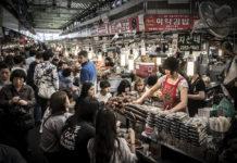 Consumo de carne de cachorro na Coreia do Sul