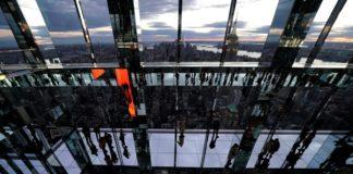 Arranha-céu abre observatório a 300 metros de altura em NY