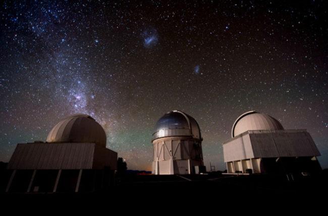 Astroturismo no Chile