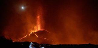 Cinzas vulcão geram suspensão de voos de La Palma