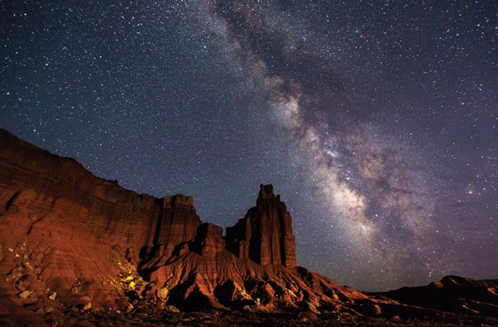 Astroturismo nos EUA