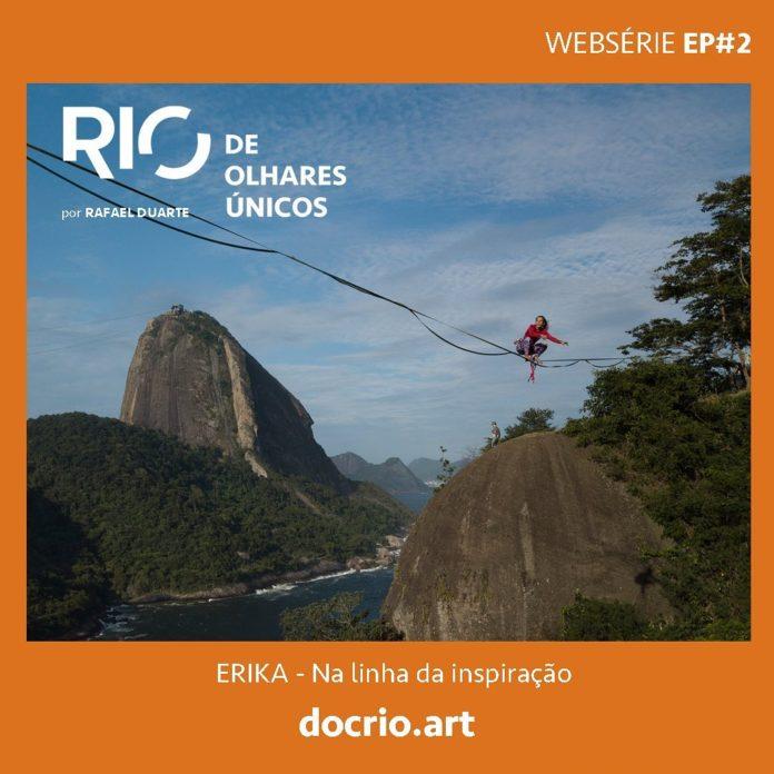 Segundo episódio RIO de olhares únicos