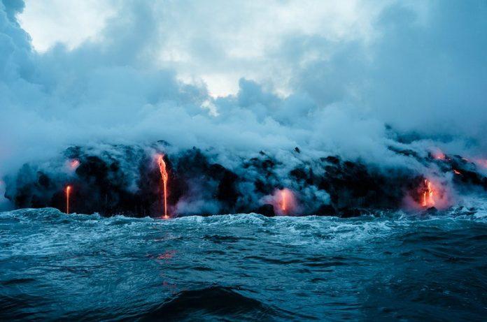 Estudo mostra que vulcões fertilizam e regeneram a vida do oceano